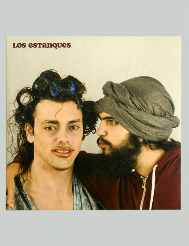 """LP Vinilo Los Estanques """"IV"""""""